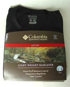 COLUMBIA-SPORTSWEAR-Active-Lightweight-Baselayer-Top-Shirt-Mens-Size-XXL-NEW-NWT
