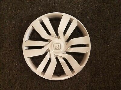 """1 Brand New 2015 15 2016 16 2017 17 Fit 15/"""" Hubcap Wheel Cover 55098"""