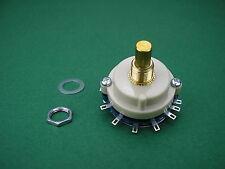 audiophiler Eingangswahlschalter 2x6-> 300B 2A3 KT88 Tube amp / Röhrenverstärker