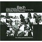 Johann Sebastian Bach - J.S. Bach: Goldberg Variations for String Trio [SACD] (2004)
