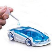 Assembled DIY Toy Solt Water Car Design for Kid Children Boy Girl Xmas Gift