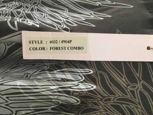 Fenn tinten Dres en Nieuw 8 Chocolade zilverachtige Manson size Wright groene Fab wwqrv1A