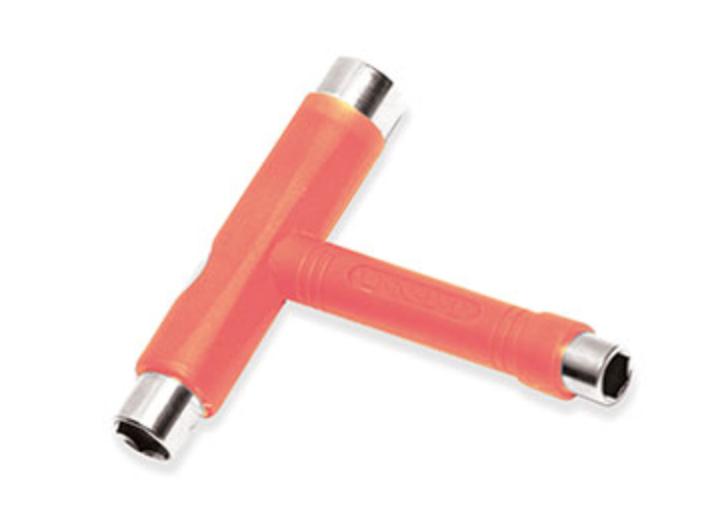 Unité Outil Multifonctionnel Multi-Usage Skate Skateboard Outil Unité - Orange f00017