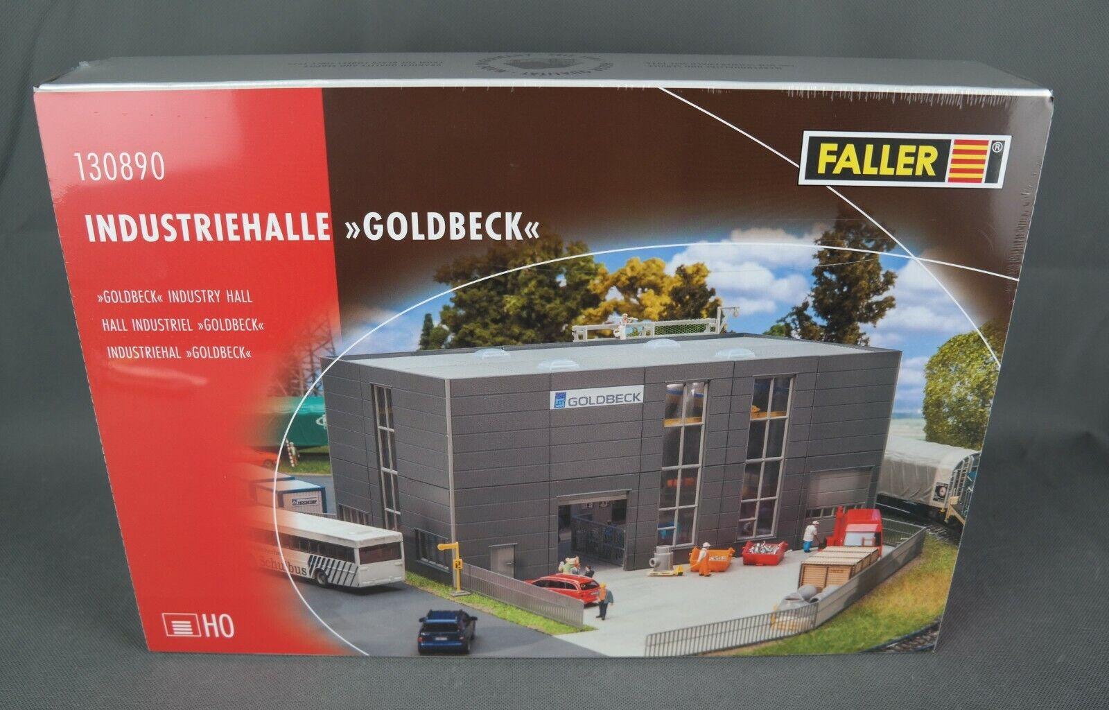 Faller H0 130987 Hochregallager Bausatz Neuware
