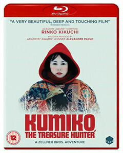 Kumiko - The Treasure Cacciatore Blu-Ray Nuovo (SODA263BD)
