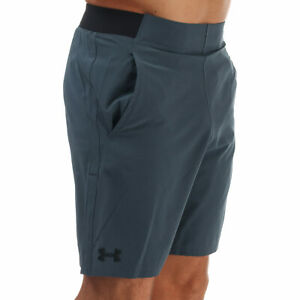 Homme-Under-Armour-Vanish-Snap-Shorts-en-Gris