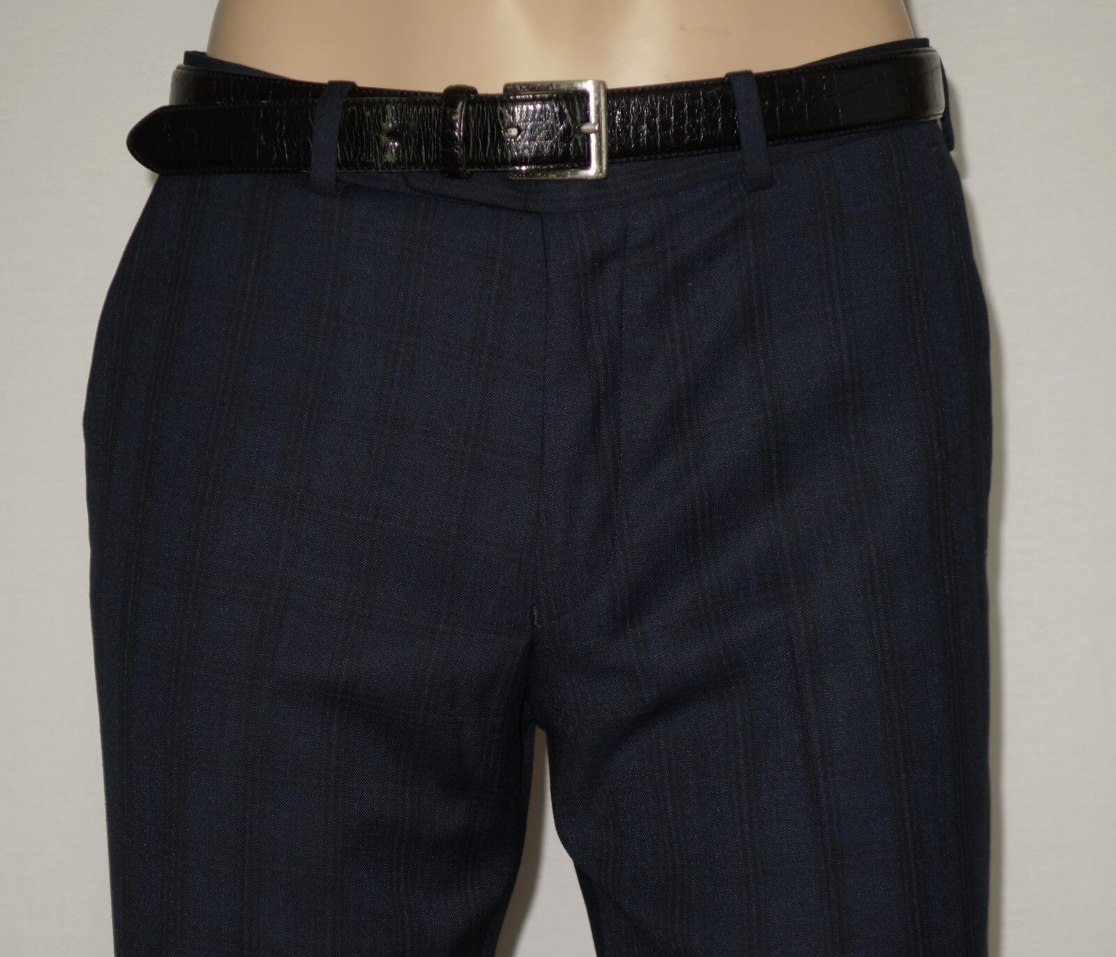 NEW John Varvatos Pants in Navy W30xL32 Made in India