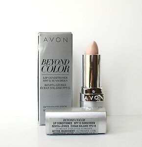 Avon-Beyond-Color-Lip-Conditioner-with-Retinol-amp-Collagen-SPF-15-New-and-Boxed