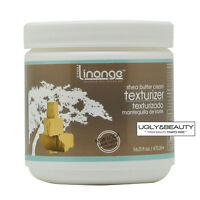 Linange Shea Butter Cream Texturizer 16 Fl. Oz. / 473.2 Ml With Free Gift