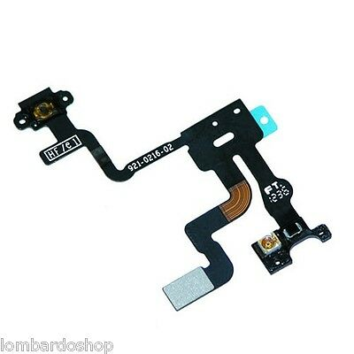 CAVO FLEX FLAT SENSORE PROSSIMITÀ LUMINOSITA' PER APPLE IPHONE 4S TASTO ON OFF