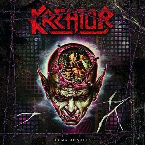 Kreator - Coma Of Souls [New CD]