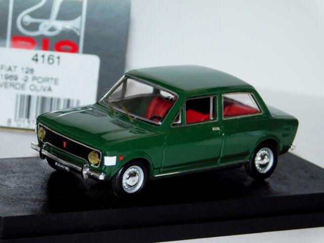 Fiat 128 1969 2 Porte Verde Olivia Rio 4161 1 43 Ebay
