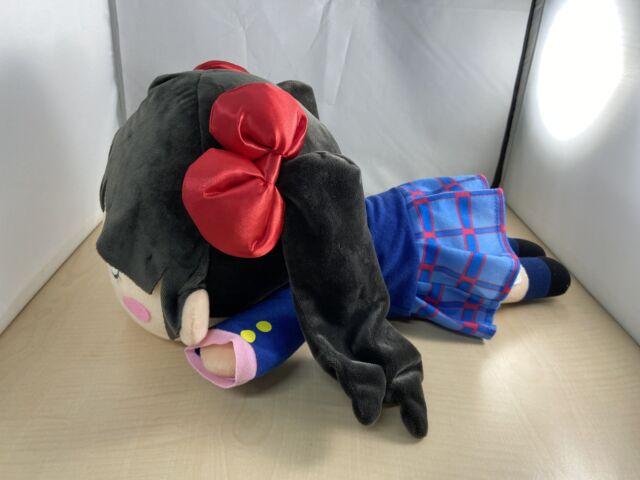 Sega Love live hyper jumbo Nesoberi stuffed Yazawa Nico 40cm height 22cm