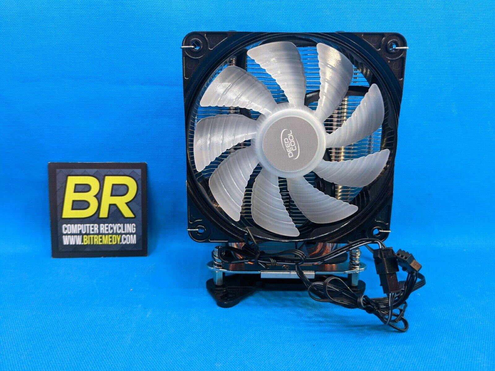 *AM4 Only* DEEPCOOL GAMMAXX GT A-RGB, CPU Air Cooler, SYNC A-RGB Fan