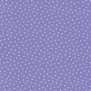 LILAC-TINY-SCATTERED-STARS-100-COTTON-FABRIC-cute-stat