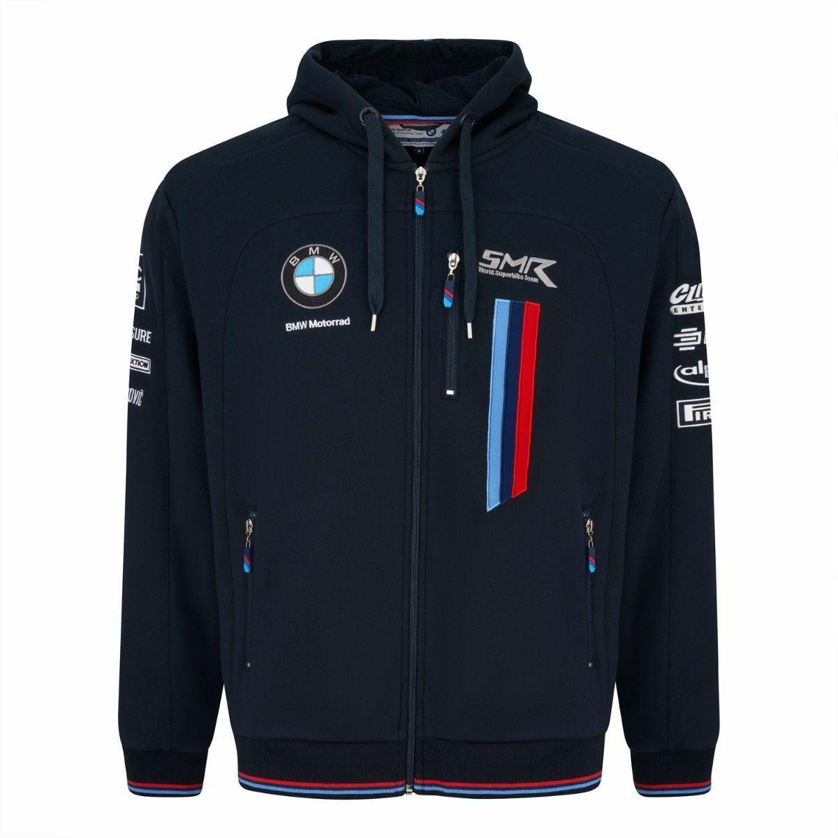 BMW Motorrad World Superbike Team Hoodie NEW Superbike Apparel