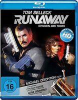 Runaway (tom Selleck) Import Blu-ray Free Ship Usa Compatible