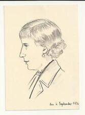 Portrait PK - den 6 Septembre 1936