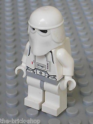 LEGO STAR WARS Snowtrooper Personnage Figurine Minifig