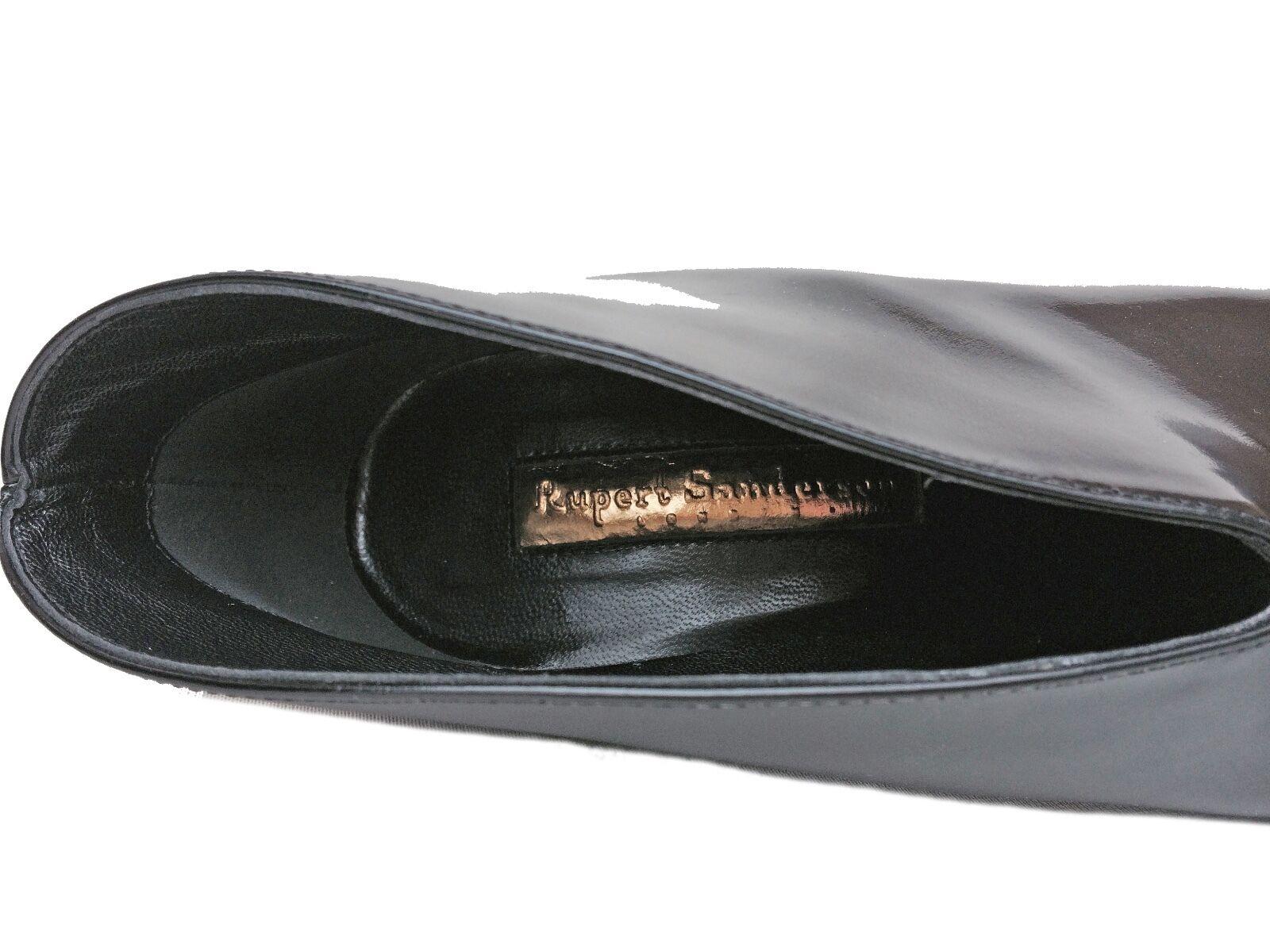 Rupert Sanderson + Designer Celebrity Ankle Boots Boots Boots shoes 40 EU (7 UK) Black cf377d