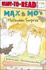 Max & Mo's Halloween Surprise Book | Patricia Lakin PB 1416925392 BNT