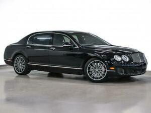 2011 Bentley Continental Flying Spur Modle Speed Model