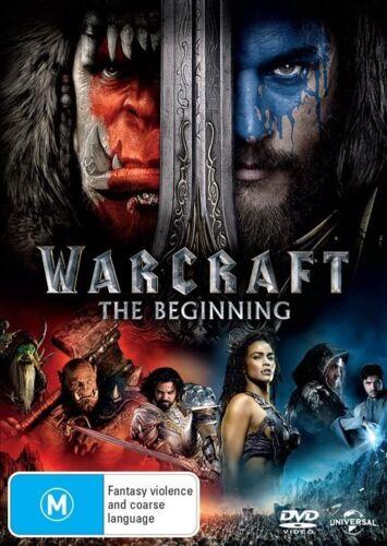 1 of 1 - The Warcraft - Beginning (DVD, 2016)