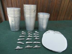 5 SAP SPOUTS Bucket SPILES TAPS Maple Syrup READY TO USE~ NEED MORE?