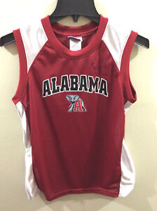 online store d8d10 38e01 Details about Alabama Crimson Tide Majestic Basketball Jersey Youth L 14-16  White/Red Big AL
