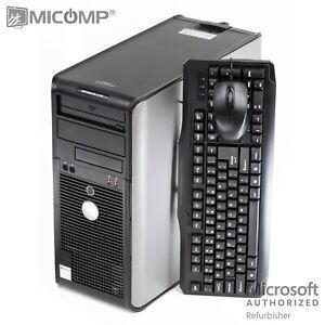 Dell-Optiplex-Tower-Computer-Core-2-Quad-6GB-RAM-500GB-HDD-DVD-Windows-10-PC-KM
