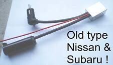 Nissan ElGrand E51 Radio FM Converter 18 MHz FM Band expander Figaro Skyline V35