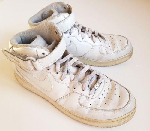 Nike Reino blanco 315123 Zapatillas 45 hombre de Eu Force para 10 cm usadas Air deporte 111 29 I Unido RqEnHq