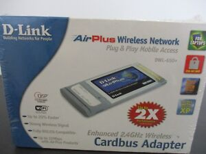 D-LINK AIR DWL-650 WIRELESS PC CARD DOWNLOAD DRIVER