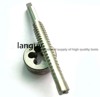 New HSS 3//16-24  Right Hand Tap and Die Metric Thread 1set