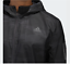 Adidas-Men-039-s-Running-Jacket-Response-Wind-Jacket-Carbon-3M-CY5738-Size-M-L-XL thumbnail 4