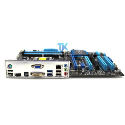 Motherboard for ASUS P8Z77-V LX  Intel Z77 LGA1155 DDR3 I//O Shield Tested XU