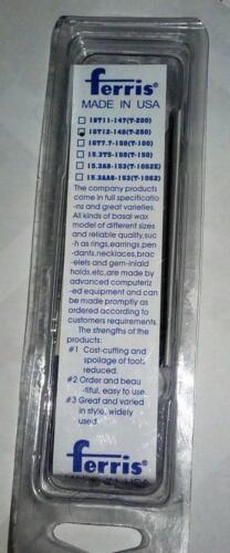 Talla De Cera Azul 36mm X 28mm Anillo de Joyería de tubo de tapa plana 3 Paquete De Fundición Cera Perdida