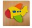 miniature 17 - Mignon Coloré en Bois Puzzle Baby Kids Toddler Jigsaw Animal À faire soi-même Learning Toy UK