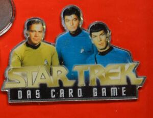 an221 Dinge Bequem Machen FüR Kunden Starwars Enterprise Star Trek Pin Badge 2,5 X 4 Cm