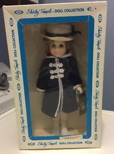 Vintage-1982-Ideal-Doll-12-inch-Shirley-Temple-as-034-Poor-Little-Rich-Girl-034-NIB
