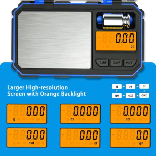 Pocket 200gram//0.01g LCD Digital Balance Kitchen Jewelry Scale Food KA25D Weight