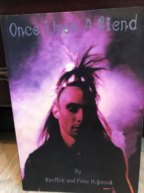 Once Upon A Fiend, History & Criticism, 1. Book, ., Rat Fink and Pete Mckenna,