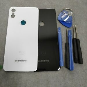 outlet store 3cc99 4b466 Details about OEM Glass Back Cover Door Replace For Motorola Moto One P30  Play XT1941
