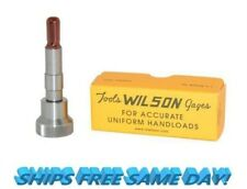 S.S Wilson Bullet Seater with Micrometer Adjustment 7mm REM MAG New S70-RMG L.E