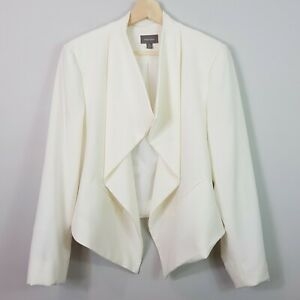 [ SUSSAN ] Womens Draped Blazer Jacket  | Size AU 14 or US 10