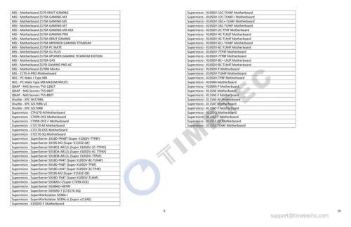 Timetec 8GB DDR4 2133MHz PC4-17000 Non-ECC 1.2V 1Rx8 UDIMM Desktop Memory RAM