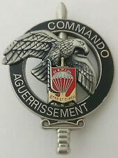 COMMANDO AGUERRISSEMENT 3°RPIMA 3° Régiment de Parachutistes d'Infanterie Marine