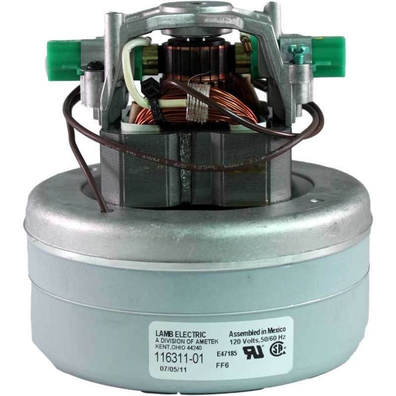 COMPACT TRI STAR TRISTAR VACUUM CLEANER MOTOR ONE SPEED 2 WIRE REPLACES 70013