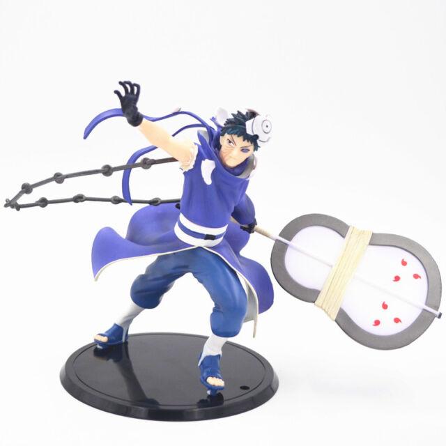 Obito Uchiha Figurine Naruto Shippuden Anime action PVC Figure Modèle