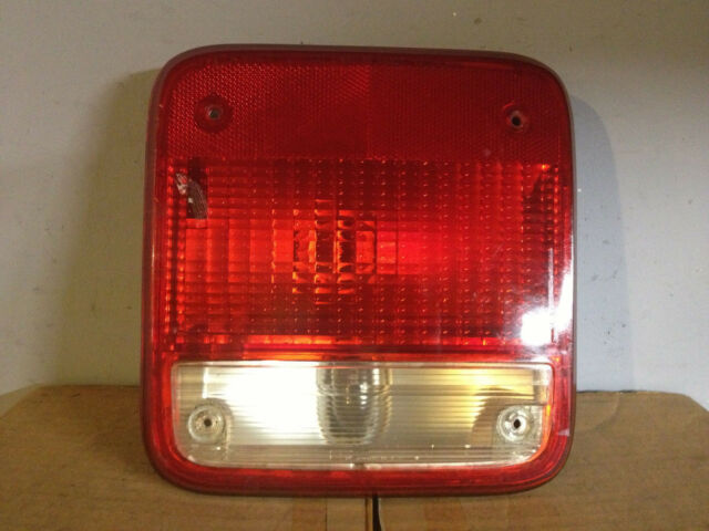 1994 Chevrolet 20 Van Tail Light Left  Driver Side Oem Free Shipping  Ct